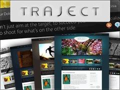 WordPress theme Traject