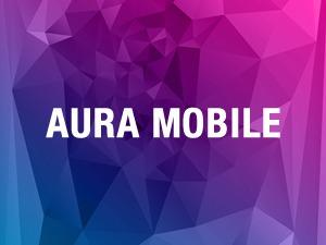 Aura Mobile Theme WordPress theme