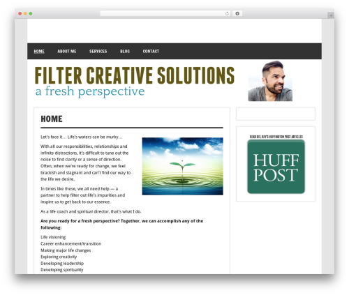 Dynamic News Lite theme free download - filtercreativesolutions.com