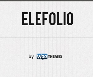 Elefolio template WordPress