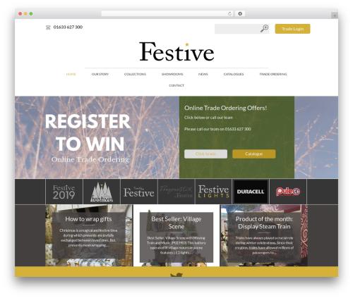 Free WordPress Email Before Download plugin - festive.co.uk
