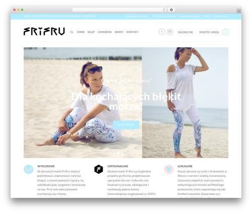 Free WordPress WooCommerce plugin - frifru.pl