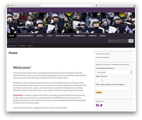 Free WordPress WordPress Page Builder – Beaver Builder plugin - freedombandboosters.org/wp