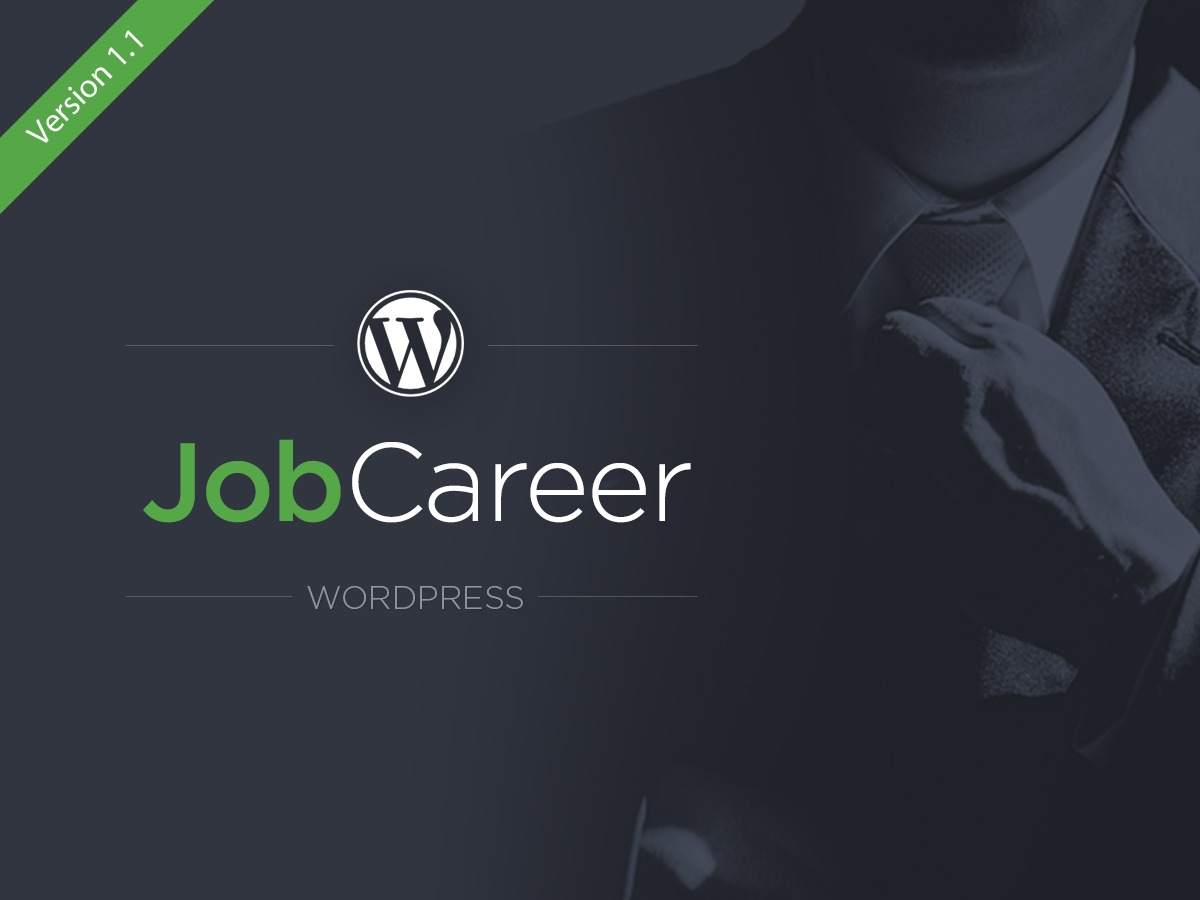 JobCareer Child Theme WordPress theme
