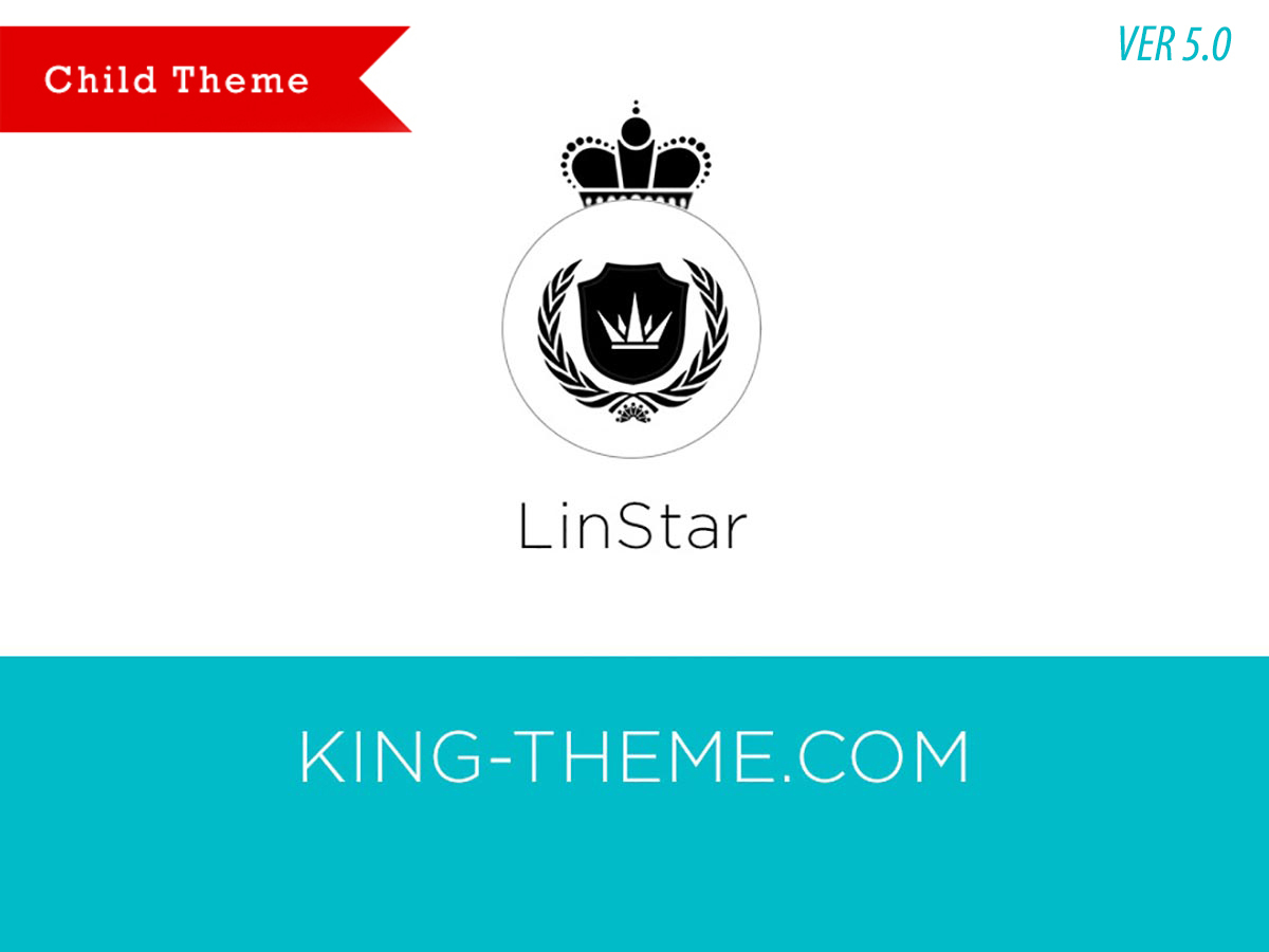 Linstar Child WP template