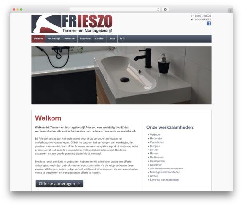 Responsive WordPress free download - frieszo.com