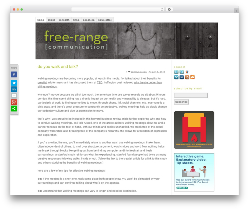 thesis theme by chris pearson Thesis theme for wordpress robust, comprehensive, and easy-to-use  frameworks are a must for working on the web whether you're a hardcore  developer or.