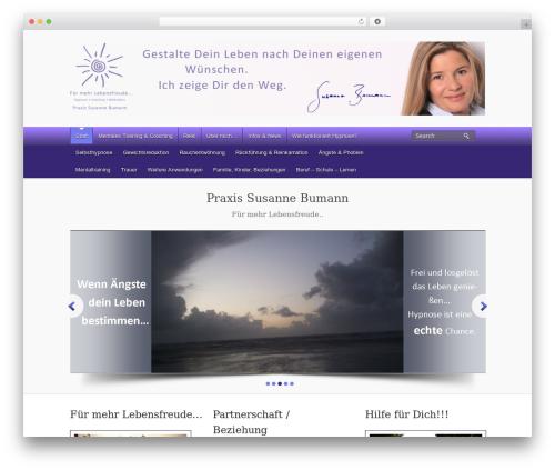 WordPress dmsguestbook plugin - fuer-mehr-lebensfreude.de