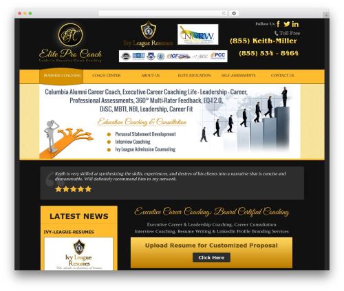 Free WordPress Custom Banners plugin - eliteprocoach.com