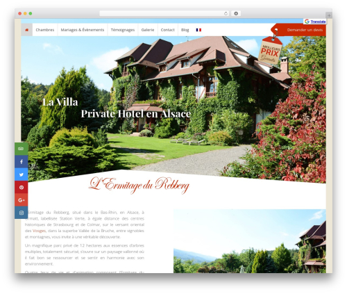 Free WordPress ShiftNav – Responsive Mobile Menu plugin - ermitagedurebberg.com