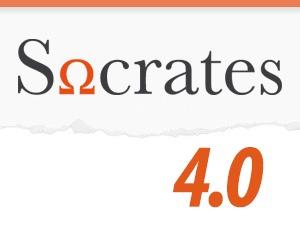 WordPress website template Socrates
