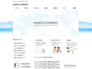 Best WordPress template cloudtpl_783