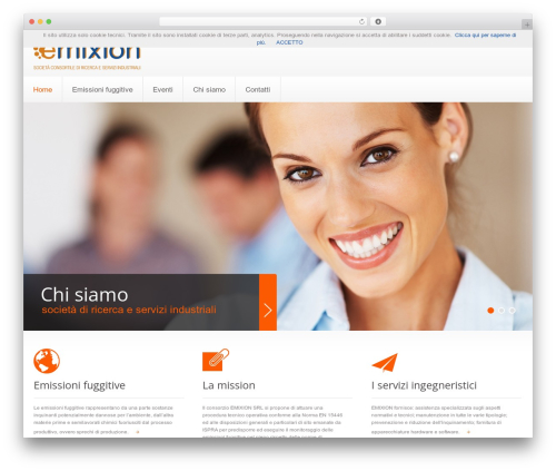 theme1672 WordPress theme - emixion.it