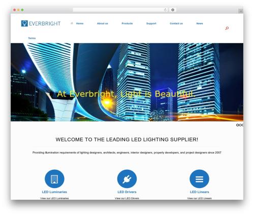 WordPress responsive-menu-data plugin - everbrightlights.com