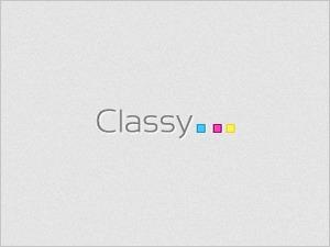 WP theme Classy