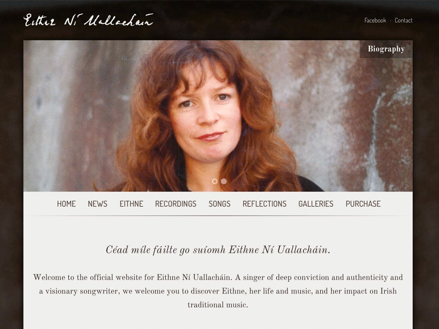 WP template Eithne