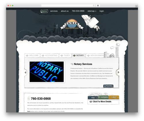 OnTheGo WP template - esmarbusiness.com