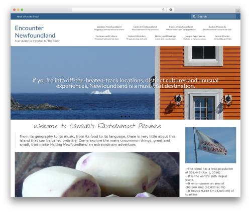 WordPress wp-control-copy plugin - encounternewfoundland.com