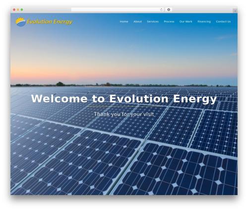 Free WordPress WP Store Locator plugin - evolutionsolarenergy.com