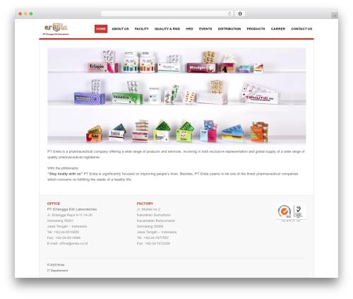 Glisseo - Responsive Multipurpose WordPress Theme top WordPress theme - erela.co.id