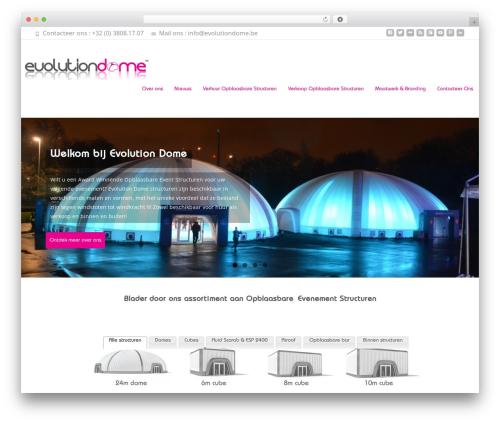 i-excel WordPress theme free download - evolutiondome.be