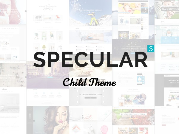 specular-child WordPress theme
