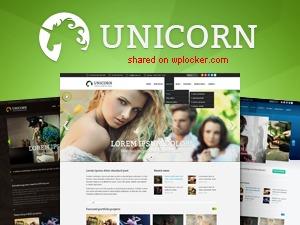 Unicorn (shared on wplocker.com) best WordPress gallery