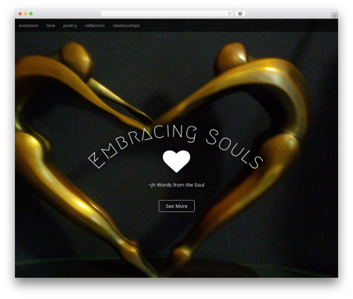 Theme WordPress Arcade Basic - embracingsouls.com