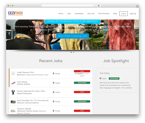WordPress wp-job-manager-indeed-integration plugin
