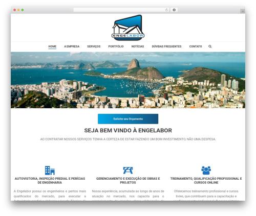 Jupiter WordPress template - engelabor.com.br