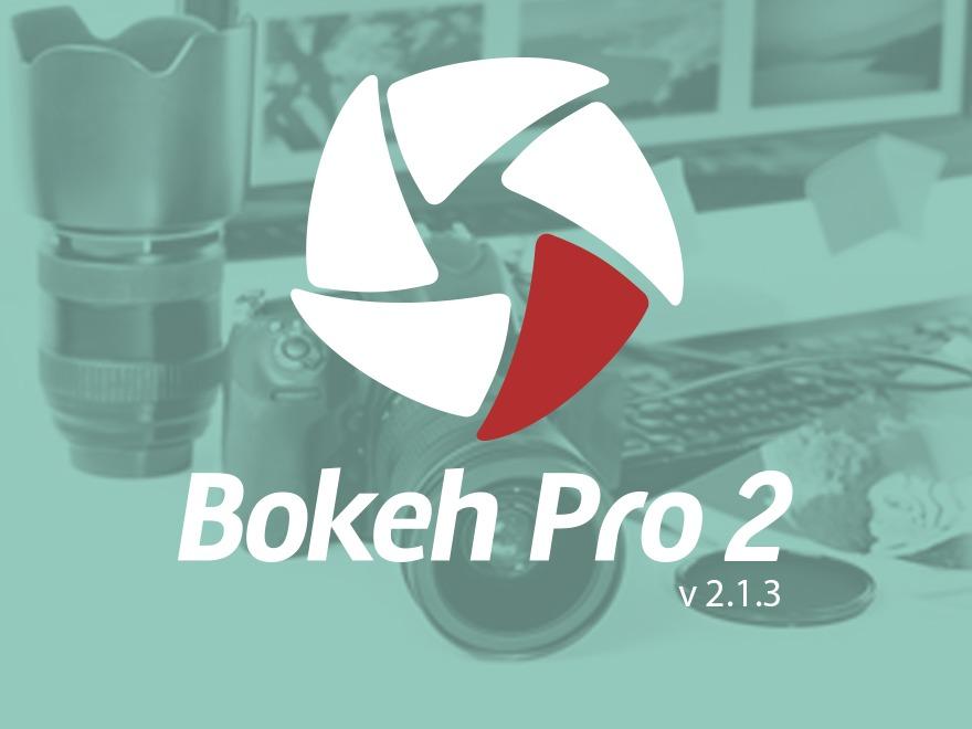 Bokeh Pro 2 WordPress movie theme