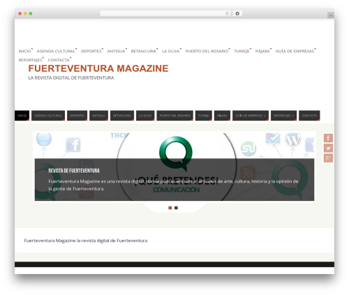 WordPress spain-cookie-law plugin - fuerteventuramagazine.com