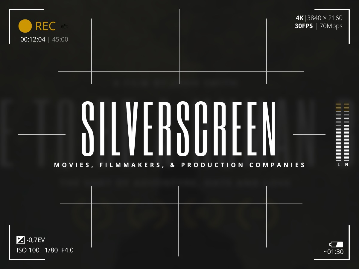 Silverscreen WordPress movie theme