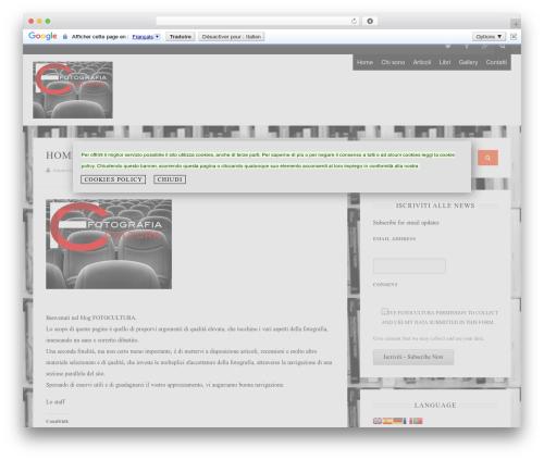 WordPress zedity-premium plugin - fotocultura.eu