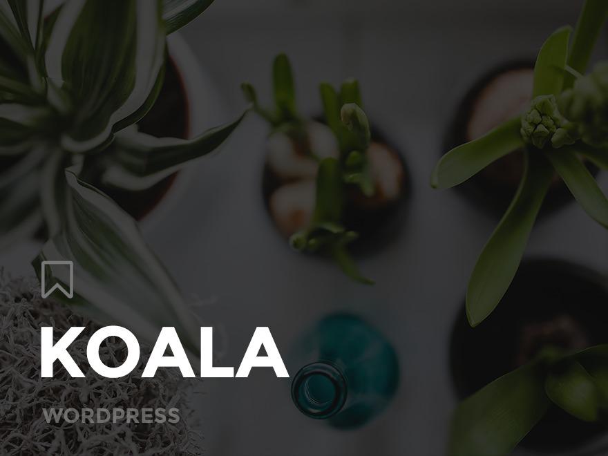 Template WordPress Koala