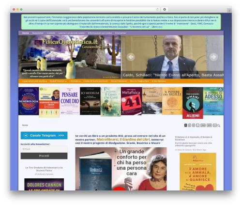 Free WordPress Ajax Pagination and Infinite Scroll plugin - fisicaquantistica.it