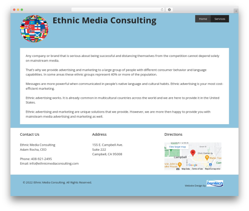 WordPress template BsnTech Networks - ethnicmediaconsulting.com