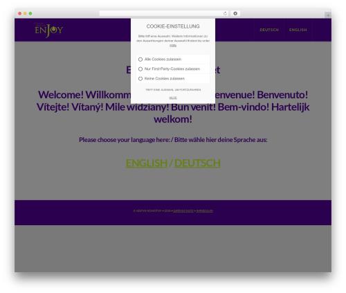 Free WordPress vooPlayer v4 plugin - enjoyessentialoils.net