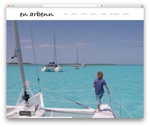 PurePress WordPress theme - enarbenn.com