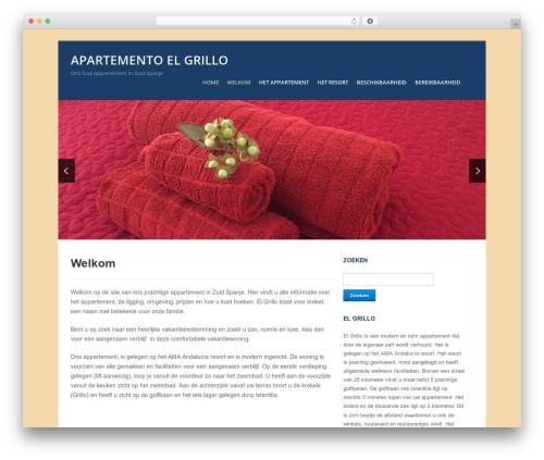 Waterside WordPress template free download - el-grillo.nl