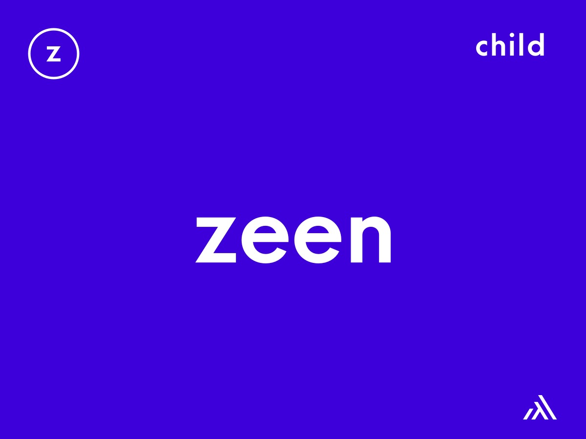Zeen Child WordPress theme