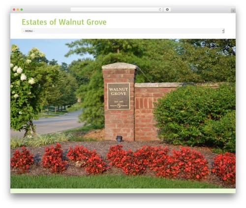 Theme WordPress StairWay - estatesofwalnutgrove.com