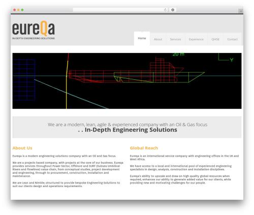 YellowProject Multipurpose Retina WP Theme WP theme - eureqas.com