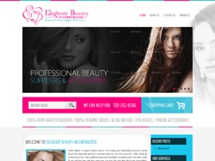 Elegante Beauty Incorporated template WordPress