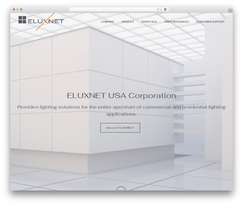 Jupiter theme WordPress - eluxnet.com
