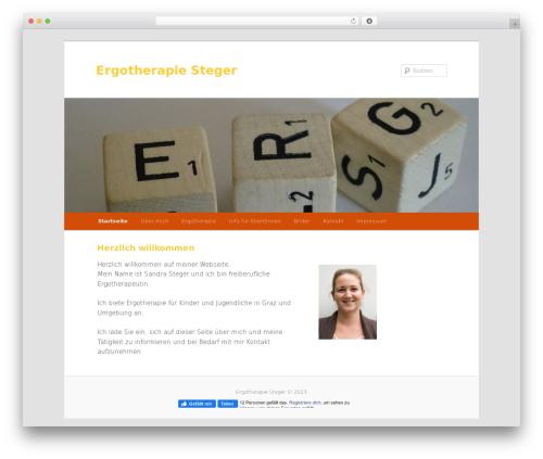 Twenty Eleven WordPress free download - ergotherapie-steger.at