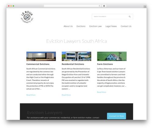 WordPress monarch plugin - evictionlawyers.co.za