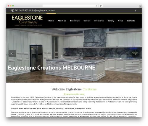 Free WordPress WordPress Picture / Portfolio / Media Gallery plugin - eaglestone.com.au