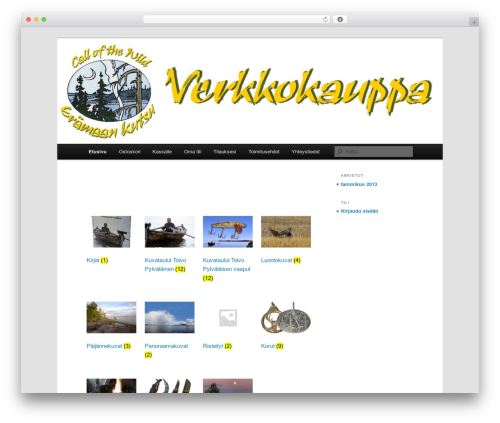 Twenty Eleven WordPress theme free download - erakauppa.fi