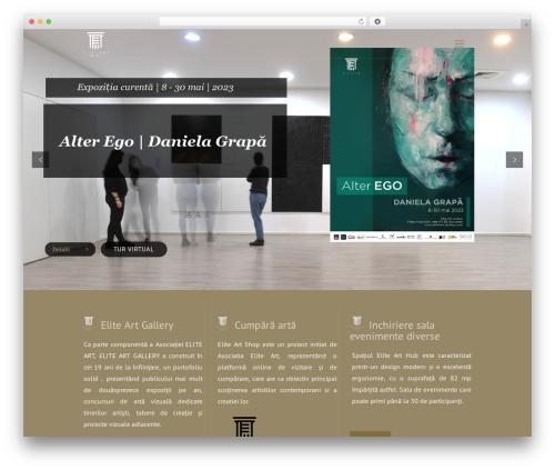 Free WordPress Snazzy Maps plugin - eliteart-gallery.com